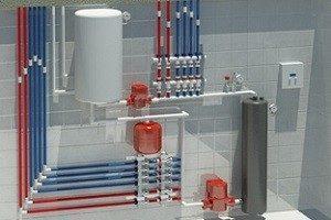 Индукционные котельные установки для отопления